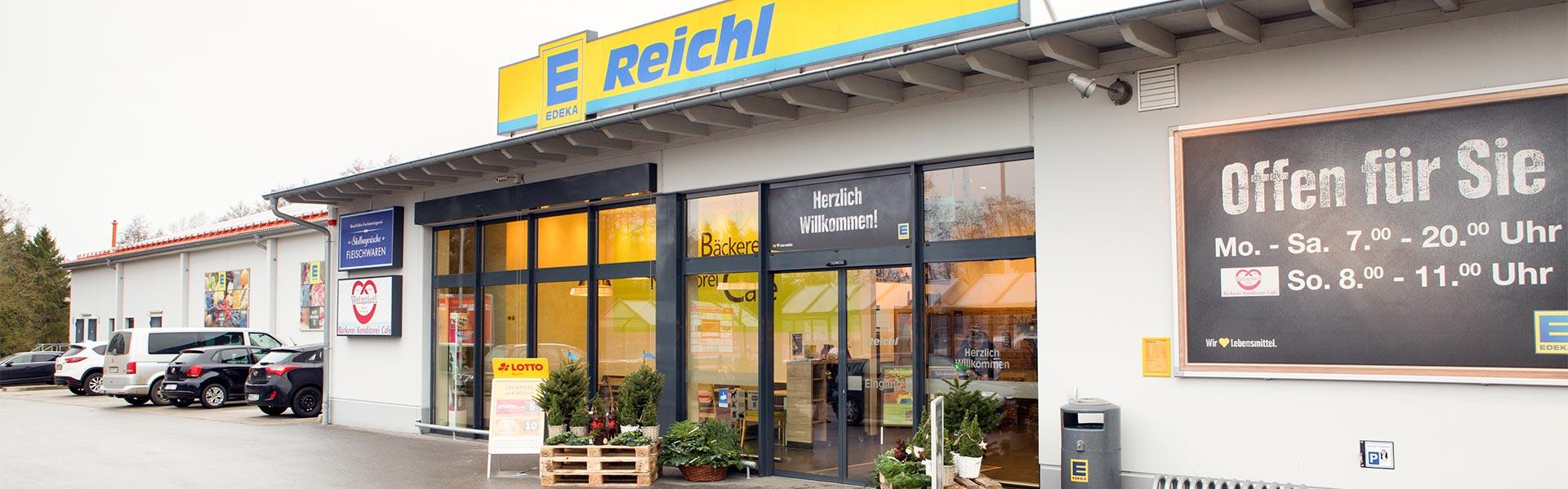 EDEKA Reichl in Arnstorf